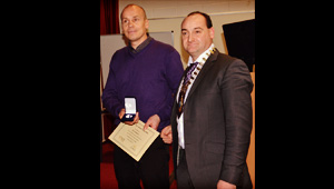 DKIT awards annual Peter Rice medal to civil engineer