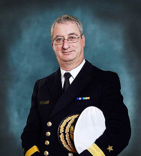 First engineer to head up Irish Naval Service named as Commodore Michael Malone
