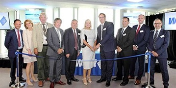 West Pharmaceutical opens global manufacturing facility in Waterford