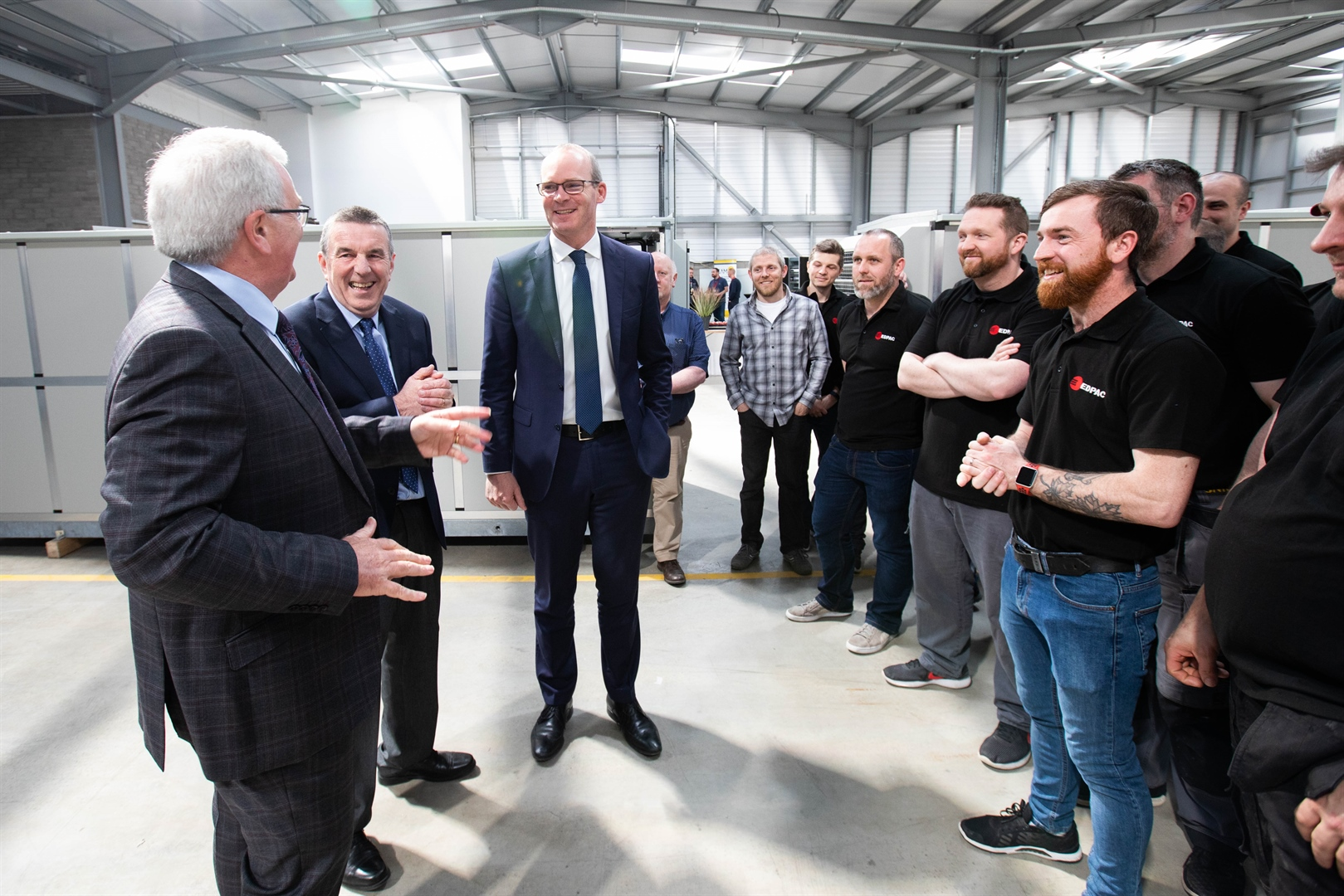 EDPAC doubles size of Cork manufacturing plant and creates