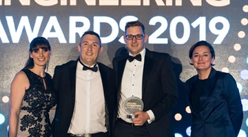 Groundforce brings home prestigious industry award