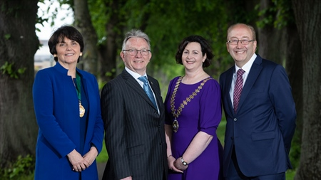 ESB's Marguerite Sayers inaugurated as 127th president of Engineers Ireland