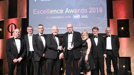 Calling all local authority engineers: Submit your entries to Engineers Ireland's Excellence Awards now!