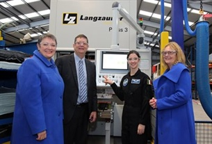 EJ celebrates official opening of its composite manufacturing site in Birr