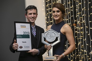 Excellence in maintenance and asset management honoured at MEETA awards