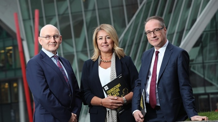 Construction industry addresses climate change at launch of 2020 Outlook Report