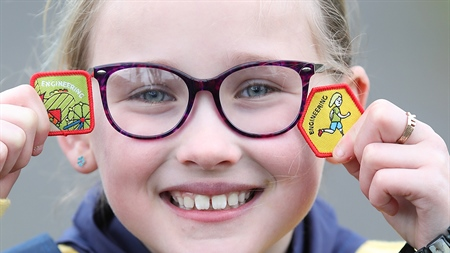 Guides and Brownies urged to take the Engineers Week Challenge