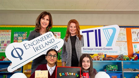 Transport Infrastructure Ireland set to inspire hundreds of students in North Dublin during STEPS Engineers Week 2020