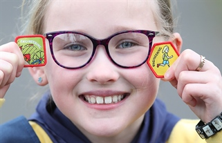 Calling all Brownies and Girl Guides! Take the STEPS Engineering Challenge