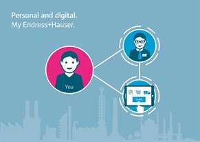 Endress+Hauser's online shopping experience tailored to needs of industrial buyers