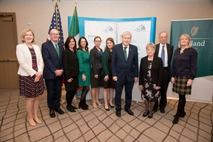 €12m joint investment unveiled for US-Ireland R&D programme