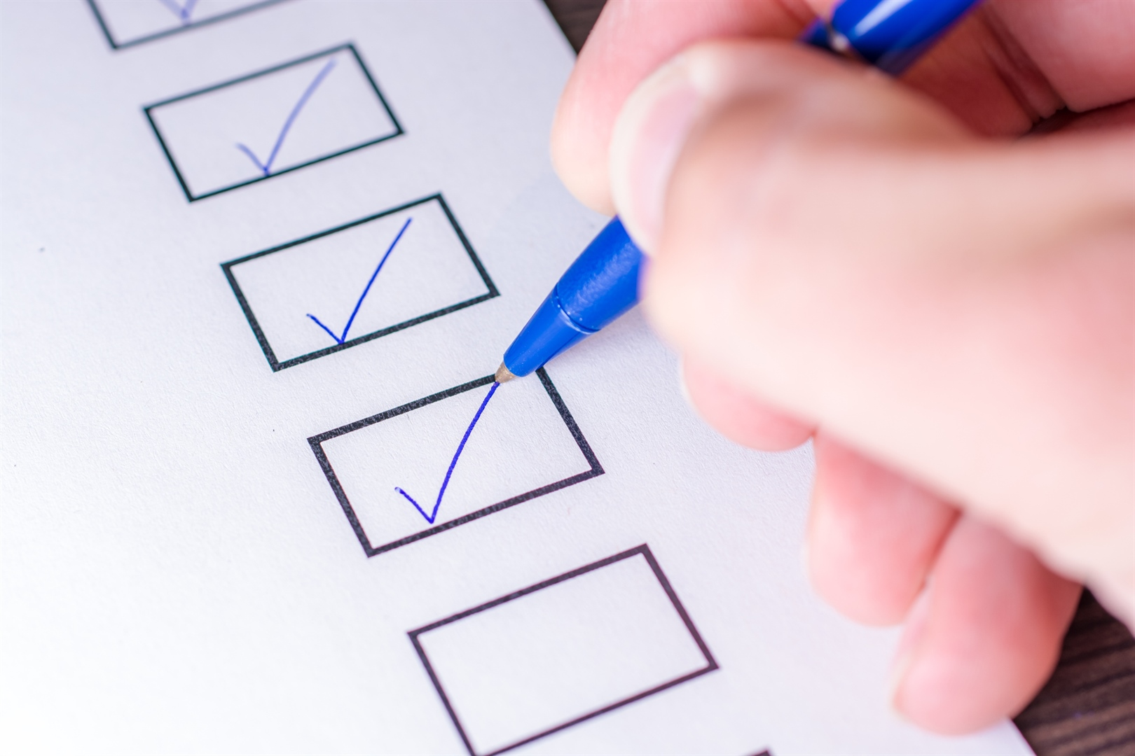 Pre-Start Checklist – in preparation for the re-commencement of construction (public works)