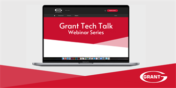 Grant launches 'Tech Talk' webinar series