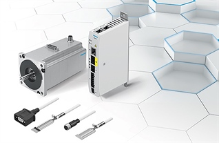 Discover the full potential of servo drives with the developer kit from Festo