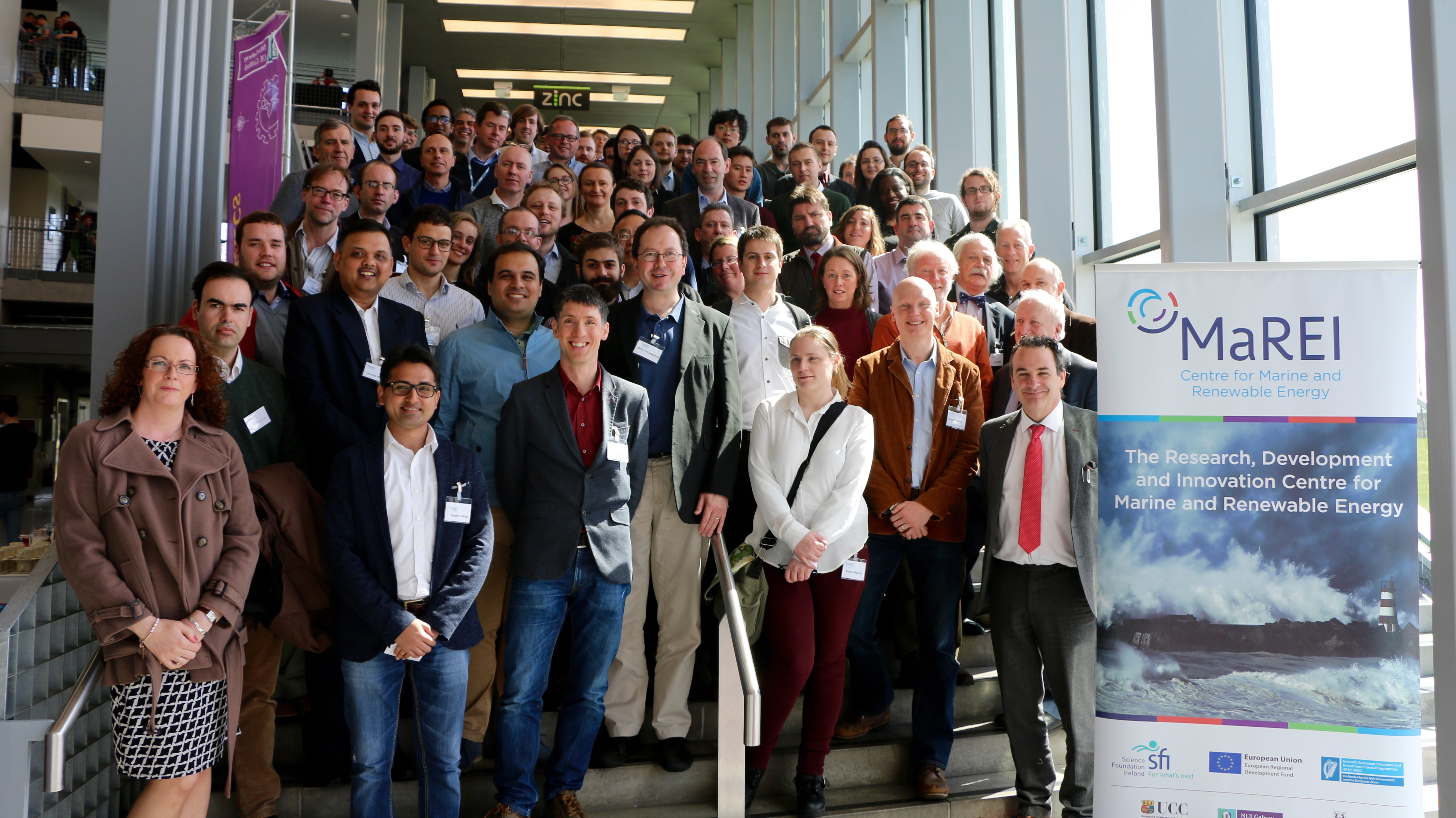 Nuig Hosts Symposium On Irish Research And Innovation In Marine And Renewable Energy